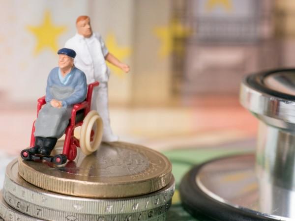 Συντάξεις ατόμων με αναπηρία