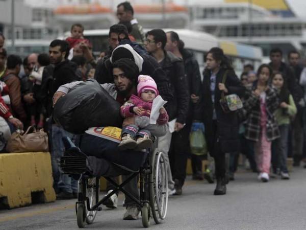 Πρόσφυγες με αναπηρία