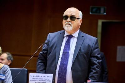 Ομιλία στο 4ο Ευρωκοινοβούλιο ΑμεΑ