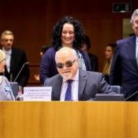 Έναρξη της συνεδρίασης του 4ου Ευρωκοινοβουλίου των Ατόμων με Αναπηρία