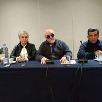 Ο Ι. Βαρδακαστάνης στο πάνελ με εκπροσώπους των αναπηρικών φορέων του Βόλου