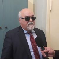 Ο Ι. Βαρδακαστάνης δίνει συνέντευξη