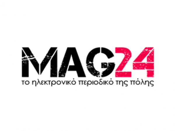 Λογότυπο του Μag24.gr
