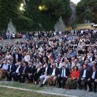 Πλήθος κόσμου στην εκδήλωση στο Ηράκλειο