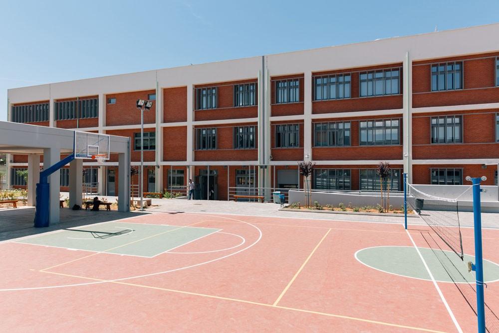 Αυλή σχολείου