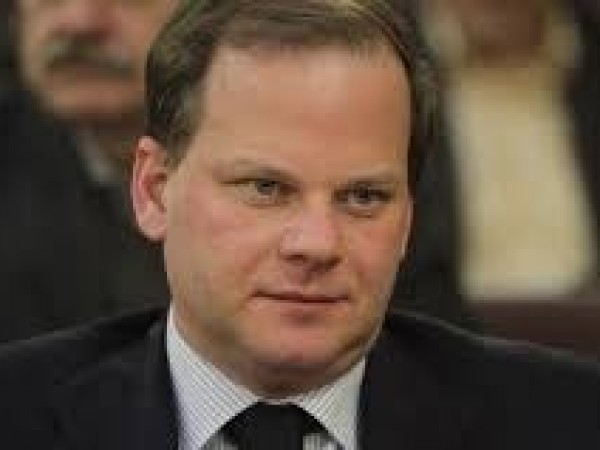 O Υπουργός Μεταφορών και Υποδομών Κ. Καραμανλής