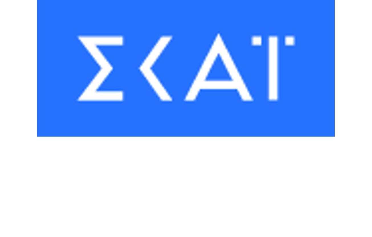 To λογότυπο του ΣΚΑΙ