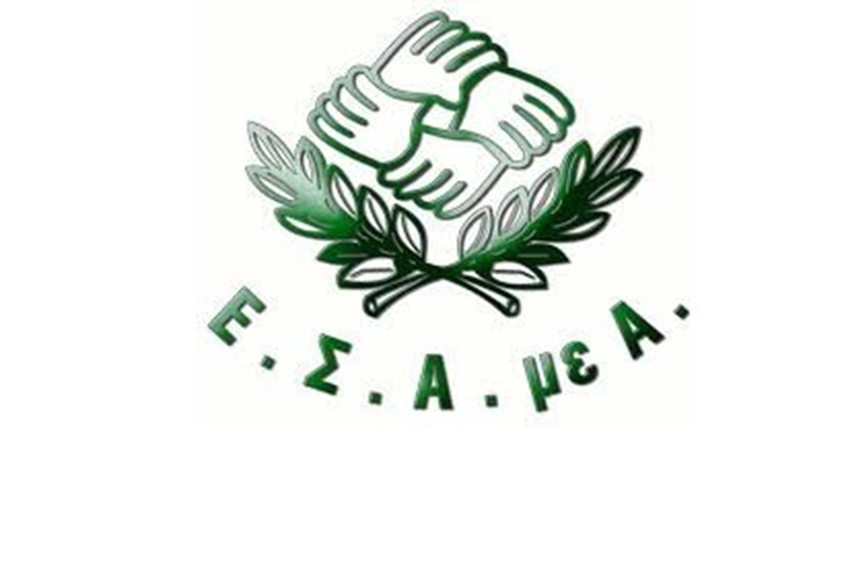 To λογότυπο της ΕΣμεΑ